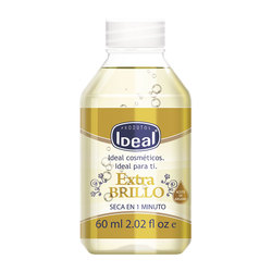 IDEAL OLEO ARGAN EXTRA BRILLO 60ML