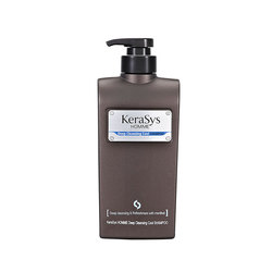 KERASYS HOMME SHAMPOO FOR MEN DEEP CLEANSING COOL 550ML