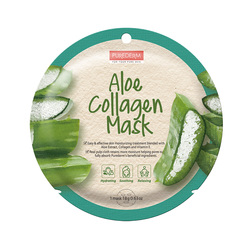 PUREDERM ALOE COLLAGEN MASK - ADS801