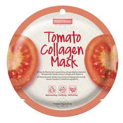 PUREDERM TOMATO COLLAGEN MASK - ADS812
