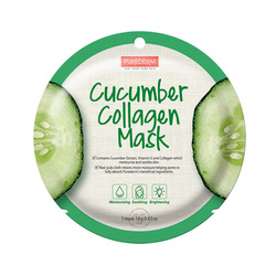 PUREDERM CUCUMBER COLLAGEN MASK - ADS806