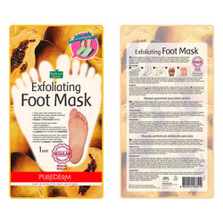 PUREDERM EXFOLITING FOOT MASK - ADS353
