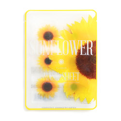 KOCOSTAR SUNFLOWER FLOWER MASK SHEET