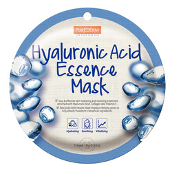 PUREDERM HYALURONIC ACID ESSENCE MASK - ADS814