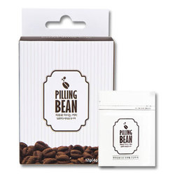 PILLING BEAN PREMIUM COFFEE SCRUB SOAP 12G