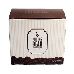 PILLING BEAN COFFEE SCRUB SOAP 40G 4GX10