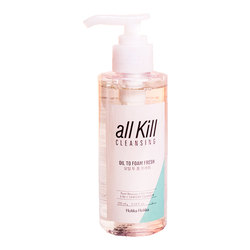 HOLIKA HOLIKA ALL KILL CLEANSING OIL TO FOAM