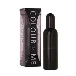 COLOUR ME BLACK HOMME EDT 90ML