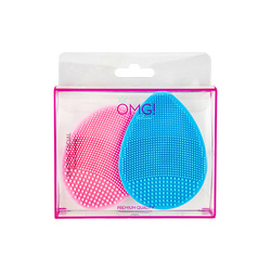 OMG SILICONE FACIAL PORE CLEANSING