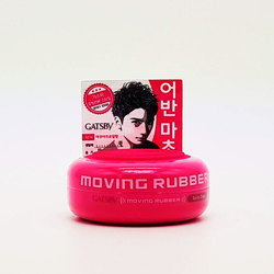GATSBY MOVING RUBBER SPIKY EDGE 80G
