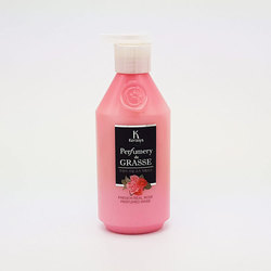 KERASYS GRASSE PERFUMED RINSE FRENCH REAL ROSE 500ML