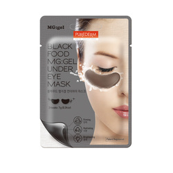 PUREDERM BLACK GEL UNDER EYE MASK ADS374