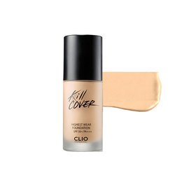 CLIO HIGHEST WEAR FOUNDATION #003 BY LINEN