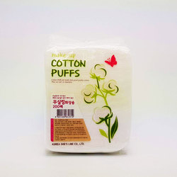 COTTON PUFFS MAKE-UP 200 UNIDADES